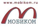 Логотип МОБИКОМ, ООО
