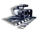 Логотип BOSStudio, детская видеостудия