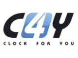 Логотип Clock For You копии швейцарских часов