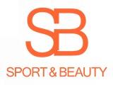 Логотип Sport & Beauty, центр красоты и здоровья
