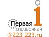 Логотип Первая справочная