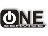 Логотип One-Service