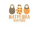 Логотип Магазин «Матрёшка» экоигрушки