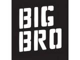 Логотип Барбершоп Big Bro иркутск