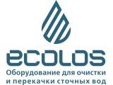 """Логотип ООО ДВЗ """"ЭКОЛОС"""""""