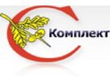 Логотип ООО «С-Комплект» - компания по розничной и оптовой продаже входных и межкомнатных дверей