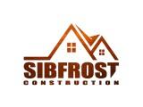 Логотип Строительная компания ООО Сибфрост